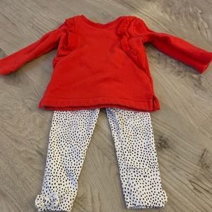 Carter's 12 Month Outfit